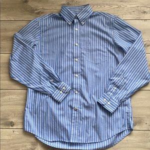NAUTICA Men's Wrinkle Resistant Dress Shirt Size M